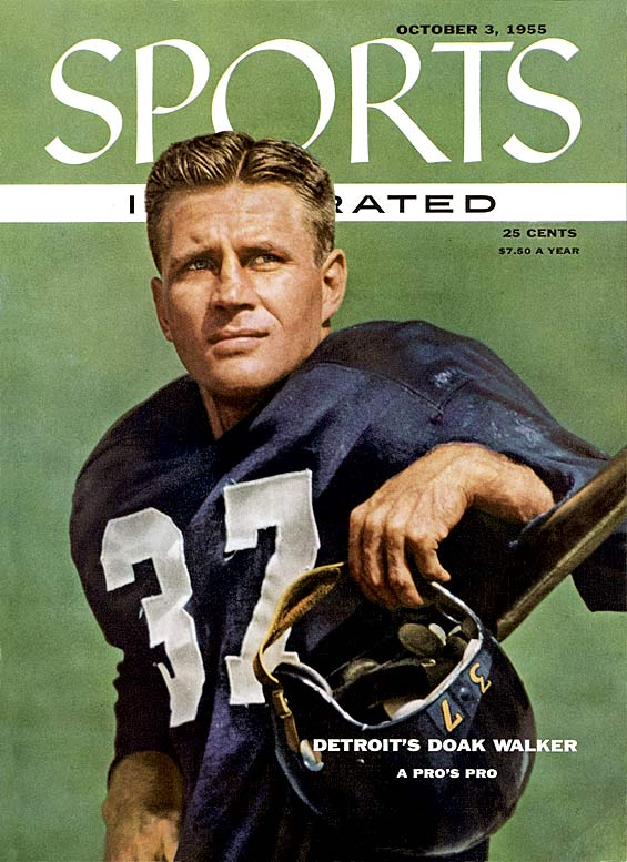 How the Lions could use him today. Walker was a five-time Pro Bowl selection for Detroit and led the NFL in scoring in 1950 and 1955.  Runner-up: Lester Hayes  Worthy of consideration: Shaun Alexander, Tommy Casanova, Larry Centers, Rodney Harrison, Carnell Lake