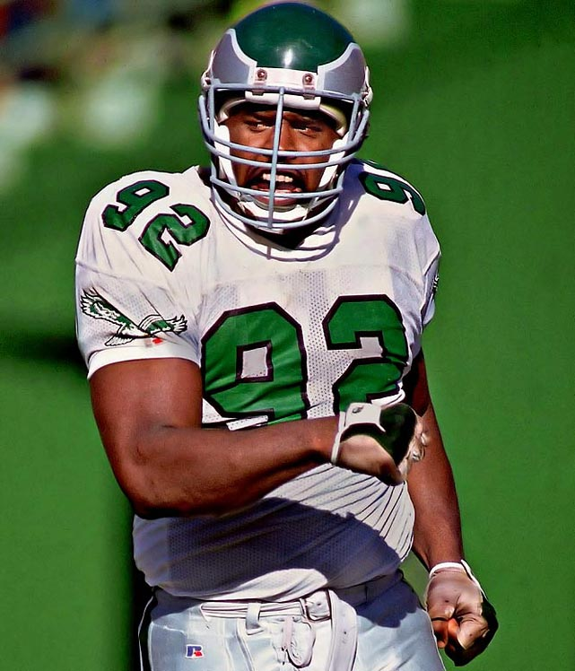 The Minister of Defense was an ordained man of the cloth but a merciless pass-rusher. A two-time NFL Defensive Player of the Year (1987, '98), he played in a record 13 straight Pro Bowls and retired in 2000 as the NFL's all-time sacks leader (198), a mark since broken.    Runner-up: Michael Strahan  Worthy of consideration: Albert Haynsworth, Haloti Ngata, Michael Dean Perry, Ted Washington