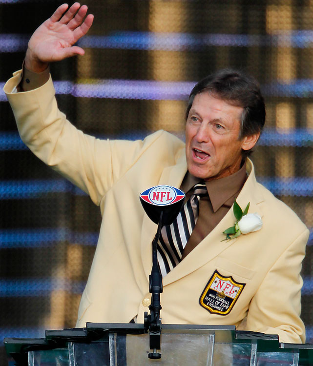A senior enshrinee, LeBeau played a decade without missing a game during a 14-year career with the Detroit Lions. He started 171 straight games, an NFL record at corner. He made three straight Pro Bowls in the mid-1960s and lead the NFL with nine interceptions in 1970. LeBeau finished his career with 62 picks, second among cornerbacks when he retired in 1972. Since, LeBeau has shown one of the best defensive minds in football as a Steelers assistant.