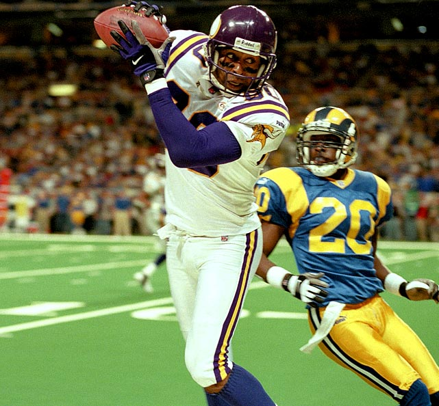 Career Receptions:  1,101   Career Receiving Yards:   13,899    Career Receiving Touchdowns:   130    Pro Bowls:      8   Super Bowl Victories:     0