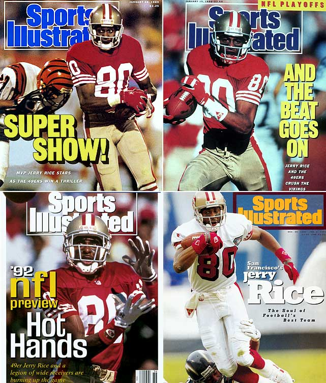 Sports Illustrated senior writer Joe Posnanski ranks the Top 32 running backs of all time. To read the full article (with explanations of his choices), click the link below.   Career Receptions:   1,549  Career Receiving Yards:    22,895   Career Receiving Touchdowns:    197   Pro Bowls:      13   Super Bowl Victories:    3
