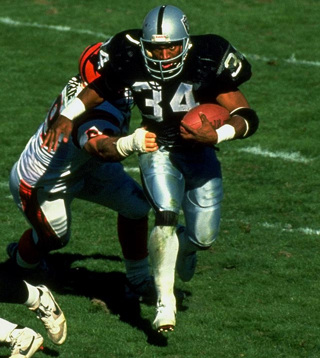 Career Rushing Yards:  2,782  Career Rushing Touchdowns:  16  Career Rushing Average:   5.4  Career Receptions:            40  Career Receiving Yards:   352  Career Touchdowns:     18  Career Pro Bowls:     1  Super Bowls Won:     0