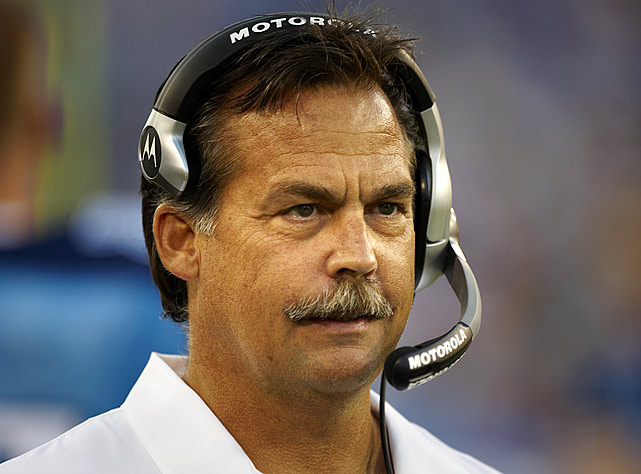 It makes women swoon and adult film stars jealous. Titans fans swore the Fisher 'stache had magical powers before the powers seemed to run out in 2010. Mike Ditka may have had a famous one, but none have been as cool as Fisher's.