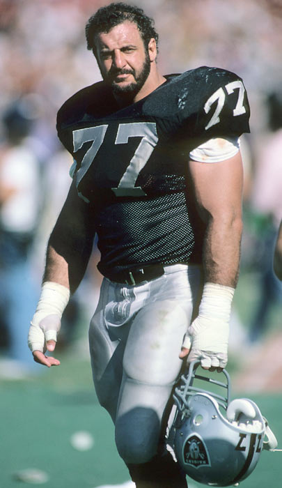 In 1991, Alzado admitted in a first person story in  Sports Illustrated  to abusing steroids, which he said made a huge difference in his performance. Alzado played 15 seasons for the Raiders. He died of complications from brain cancer at the age of 43.