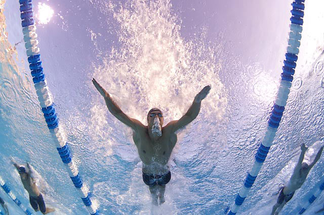 The most decorated Olympic athlete of the modern era, Phelps holds the record for the most gold medals won in a single Olympics (8) and overall, he has broken 38 world records in swimming.  At the Pan Pacifics, Phelps will be swimming the men's 100 and 200 butterfly, as well as the 200 and 400 IM.  This will be Phelps first time swimming the 400 IM since the 2008 Beijing Olympics.