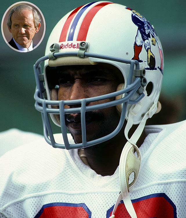 "In one of the legendary encounters between athlete and reporter, the late Will McDonough of the  Boston Globe  punched Patriots cornerback Raymond Clayborn in the locker room in 1979 after being provoked. Clayborn expressed regret for the incident and described it as his ""biggest setback."""