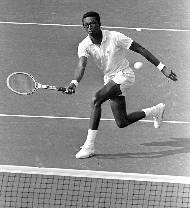 Arthur Ashe wins the first U.S. Open of the Open Era, defeating Tom Okker in the final, 14-12, 5-7, 6-3, 3-6, 6-3. Ashe is the first African-American male to win a Grand Slam tournament. Because of this win, Ashe not only became a hero for American tennis, but for the civil rights movement, of which he was an active supporter.