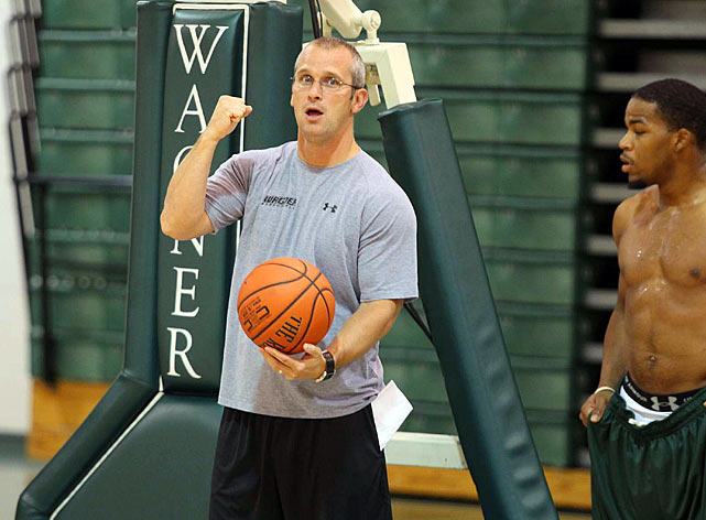 Over the last nine years, Danny Hurley built a national powerhouse at St. Benedict's Prep in Newark, N.J., where he coached dozens of high-major prospects, including four McDonald's All-Americans.