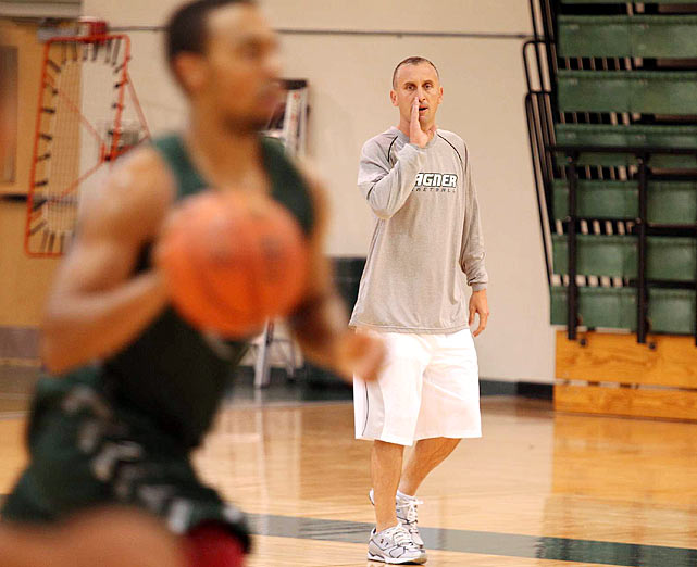 Bobby Hurley won two national titles at Duke and remains the NCAA's all-time career assists leader. Bobby decided to enter the coaching realm under his brother after his thoroughbred racing business fell on hard times.