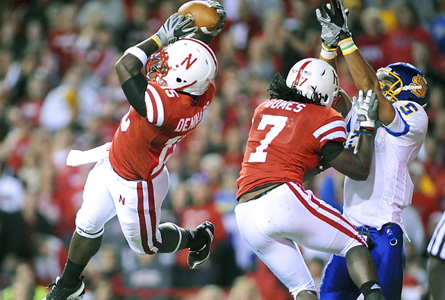 There was nothing pretty about Nebraska's victory against lightly regarded SDSU, but Alfonzo Dennard and the Cornhusker defenders can take pride in holding the Jackrabbits to 236 total yards and just 10 first downs