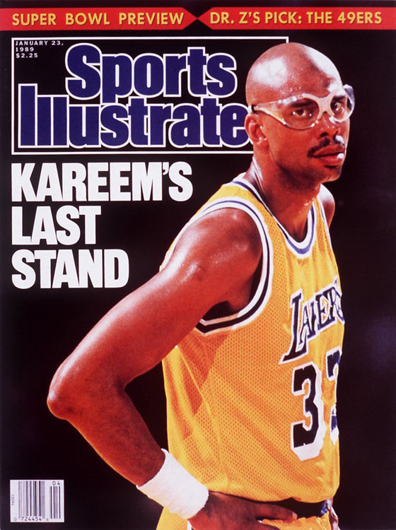 The NBA's all-time leading scorer, Kareem Abdul-Jabbar spent the final 14 years of his career in a Lakers jersey. He played a key role in L.A.'s five titles between 1980 and 1988, and also helped propel UCLA to three national championships from 1967 to '69.  During his time on campus, Abdul-Jabbar was known as Lew Alcindor.