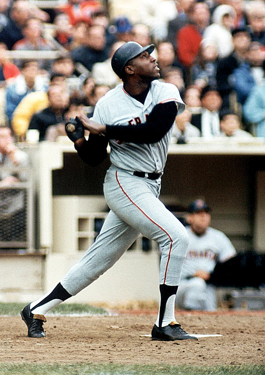 "No player has won baseball's hitting Triple Crown by leading his respective league in batting average, home runs and RBIs since Boston's Carl Yastrzemski in 1967 but several players have come close.""   McCovey led the National League in home runs and batting average in each of the first two seasons after Carl Yastrzemski won the last Triple Crown in 1967. In 1969, he posted his only full-season average over .300, but his .320 mark still fell 24 points shy of Pete Rose, who led the majors in batting average in both of McCovey's ""double-crown"" seasons."