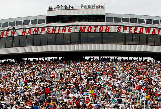 NASCAR's Chase for the Championship kicked off Sunday at New Hampshire Motor Speedway. Fans came from far and wide, filling the stands of the one-mile oval to watch as No. 12 seed Clint Bowyer took the checkers.