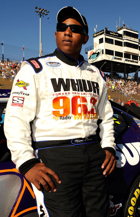 Marc Davis, one of NASCAR's Drive for Diversity's most well-known graduates, parlayed his knowledge of the sport into creating his own team.