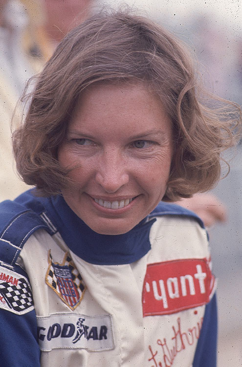 In 1977, Janet Guthrie became the first woman to compete in a Winston Cup race, only to follow up that milestone becoming the first woman to compete in the Indy 500 and Daytona 500.