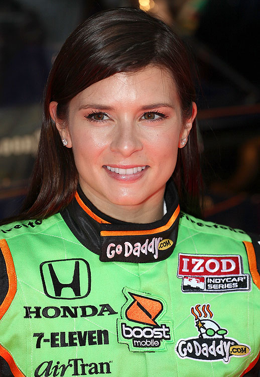 In 2008 at the Indy Japan 300, Danica Patrick became the first woman to  win an Indy 500 race. She would also go on to become the highest finishing female in the Indy 500, coming in third place.