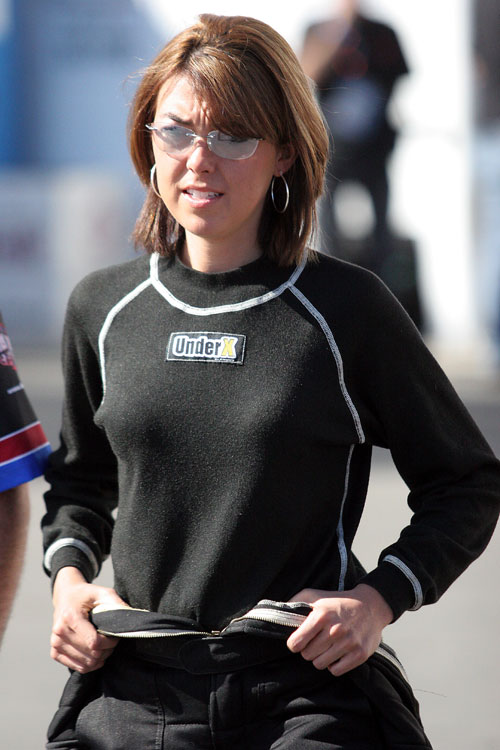 Driver and Wheaton College grad Hillary Will became the fastest woman in NHRA history, clocking a speed of 334.65 mph speed at Pomona 1.