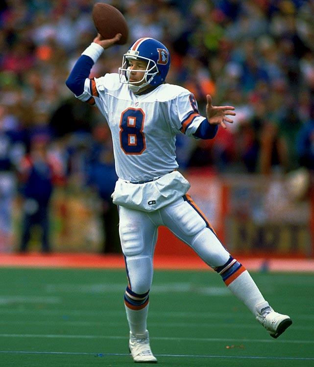 He was the epitome of the backup quarterback. Kubiak played nine NFL seasons and earned a total of five starts. Every year, it seemed, Kubiak was just one snap away from stepping in for John Elway. But every year, Elway kept on going. Kubiak's finest moment, in fact, may have come in his final game. Forced to step in for an injured Elway in the 1991 AFC Championship Game at frigid Rich Stadium in Buffalo, Kubiak completed 11 of 12 passes to bring the Broncos back from a 10-0 deficit, scoring on a three-yard run, before the Broncos fell short.
