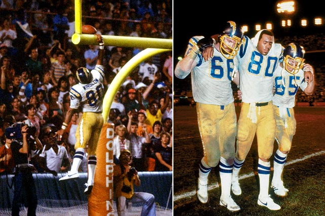 5eba7756 Pinnacle Moments in NFL History | SI.com