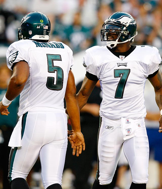 After 11 successful years in Philadelphia, Donovan McNabb was ushered out of Philadelphia and shipped to division rival Washington.  This week, he returns and finds out if Philly really should be called the City of Brotherly Love. That he is facing his former backup, Michael Vick, makes this already intriguing matchup that much more interesting. That got us thinking about the NFL's most anticipated reunion games.  Here are our favorites.