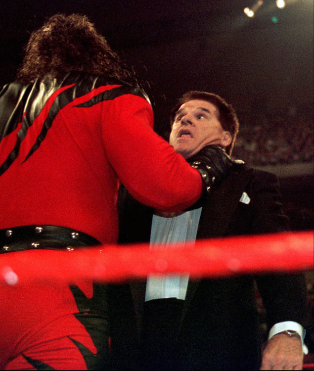 "Rose found fame in the WWE, where he made several cameos and ""feuded"" with Kane, wrestling's version of The Big Red Machine. In 2004, Rose was inducted into the celebrity wing of the WWE Hall of Fame."