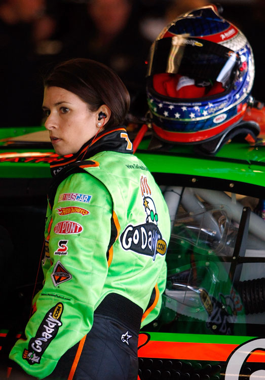 Driving the No. 7, Danica made her highly anticipated Nationwide debut at the DRIVE4COPD 300 event at Daytona.