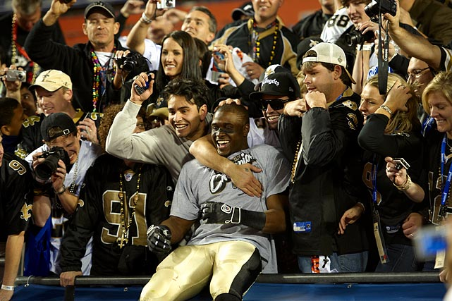 By his fourth season, Bush had solidified himself as a solid NFL player. He didn't reach the level of dominance many expected coming out of USC, but he was a key cog in the Saints' run to a Super Bowl championship.