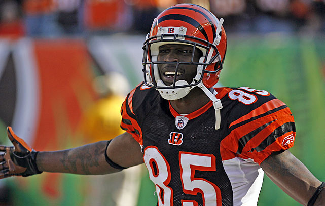 As officials reviewed his disputed catch during Cincinnati's showdown with the Baltimore Ravens during Week 9 of the 2009 NFL season, Bengals' receiver Chad Ochocinco tried to subtly persuade referees to rule in his favor -- with a $1 bribe.  His antic was not well received, as the league burdened Ochocinco with a $20,000 fine.