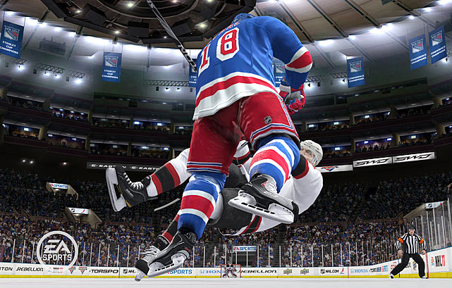 Most sports games can consume your life with one deep dynasty mode. Well, NHL 11 has four. In addition to standbys like Be a Pro, Be a GM and EA UHL, NHL 11 busts out the new Ultimate Team mode. Start with a pack of player cards, then keep playing in any of ten leagues to collect more cards. You can't just collect superstars, skill sets and chemistry issues play a factor in developing the best team. Of course, what's an Ultimate Hockey Team without an Ultimate Hockey League to play in? EA's new massive online league holds monthly competitions for league supremacy at three different levels. New passing and checking engines help spice up the action on the ice while you're developing your myriad dynasties, making for a game that won't be easy to shut down.  Score: 9/10