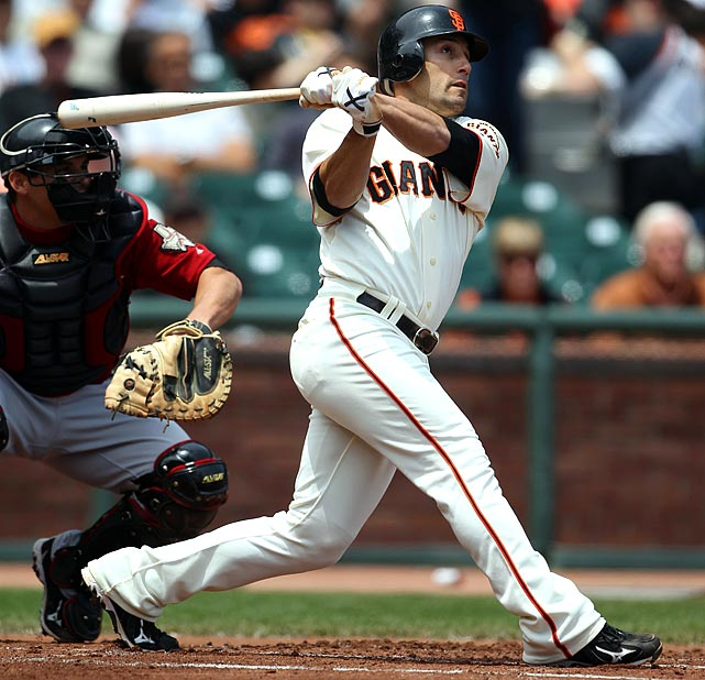 A switch-hitter, Torres was significantly more dangerous from the left-hand side in 2010.  He smacked 14 of his 16 homers from the left side of the plate, and hit 60 points higher than he did as a righty, when he only batted .224.