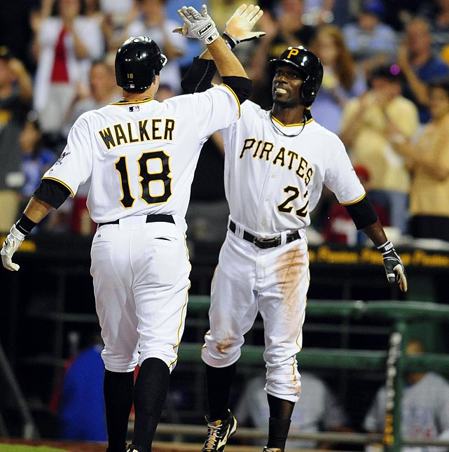 McCutchen is part of a young core for the Pirates' that showed signs of springing to life in 2010.  Fellow outfielder Jose Tabata hit .299 during his stint in the majors, third baseman Pedro Alvarez hit 16 home runs and drove in 64 runs in 95 games and middle infielder Neil Walker cranked 12 home runs despite limited playing time.  That group will try to reverse Pittsburgh's fortunes next year, as the franchise has suffered 18 consecutive losing seasons.