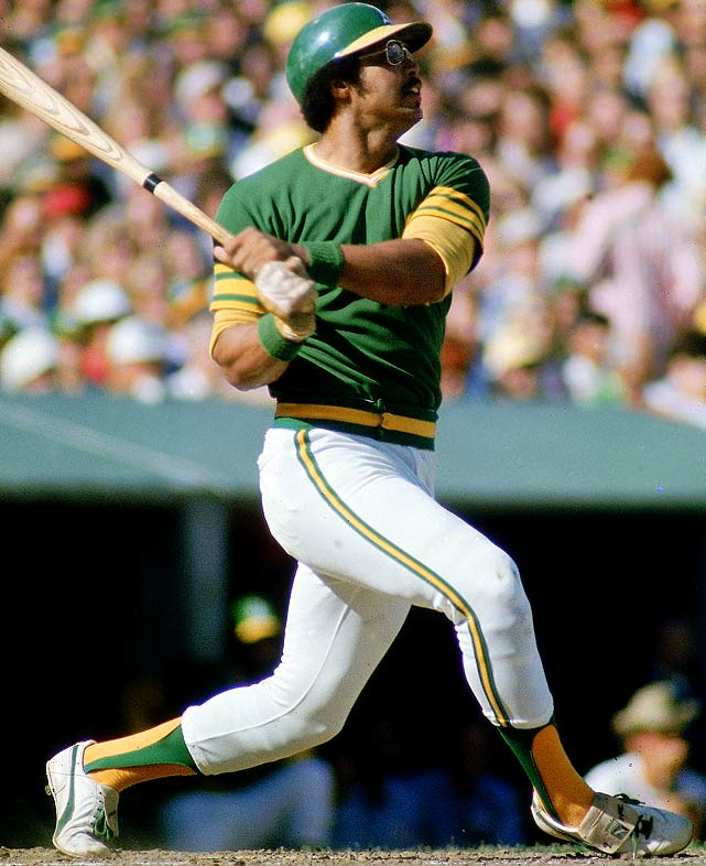 Renowned for his postseason feats, Jackson consistently delivered throughout the 1973 World Series.  He hit .355 in the seven-game set, with his timely hitting proving crucial in Athletics' Game 6 and 7 victories over the Mets.  He had four RBIs over the final two contests, including a fifth-inning blast to put the decisive game out of reach.  He was rewarded with World Series MVP honors.