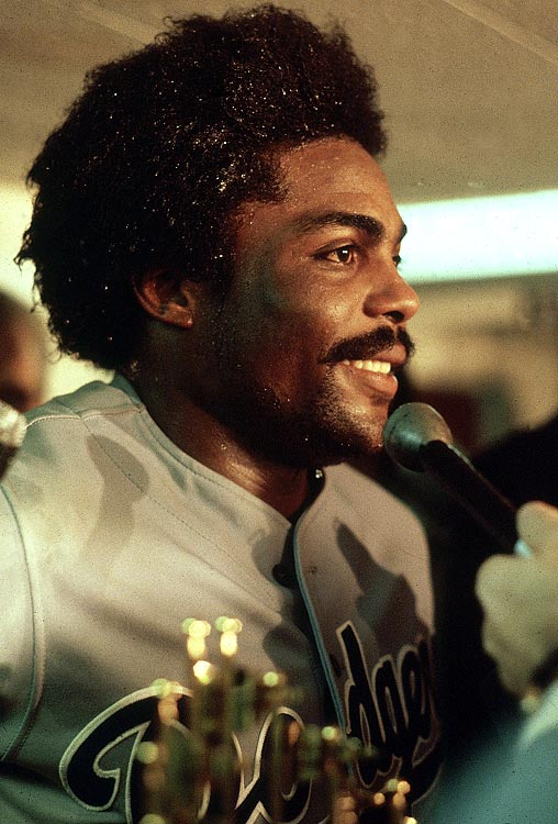 The Yankees sprung out to a 2-0 series lead against the Dodgers in 1981 and seemed primed to beat Los Angeles in the World Series for the third time in the past five seasons.  Then, Pedro Guerrero took over.  He smacked a two-run double to send Los Angeles to a comeback Game 3 win before connecting with a game-tying home run in Game 5 as the Dodgers stormed from behind to take a 3-2 series lead into Game 6.  That was Guerrero's best game yet -- he battered New York pitchers for a two-run triple, a two-RBI single and a solo home run in L.A.'s 9-2 victory.