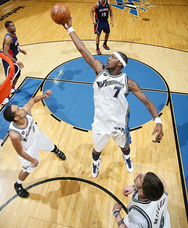2009-10 Key Stats: 14.1 ppg   6.3 rpg   1.1 spg   0.9 bpg   Andray Blatche's game was a revelation after the All-Star Break.  Finally given starter's minutes, Blatche averaged 22.1 points, 8.3 rebounds, 3.6 assists and 1.5 steals.  He'll have competition for touches this season with a healthy Gilbert Arenas back, and John Wall inserted at the point guard position, but Blatche proved he can play.  The aforementioned competition and offseason foot surgery might diminish his stats, but if he can come anywhere close to those numbers he's a steal in the sixth or seventh round.