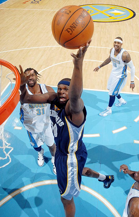 2009-10 Key Stats: 20.8 ppg | 11.7 rpg | 1 spg | 77.9% FT   Zach Randolph's career has been rejuvenated in Memphis.  After clogging up the lane for both the Knicks and the Clippers in previous seasons, Randolph pulled down a career-high 11.7 rebounds a game, while upping his percentages to a passable level (48.8 field-goal percentage; 77.9 free-throw percentage).  He won't block any shots and he's got definite character issues, but there aren't a lot of locks for 20 points and 10 rebounds in the fourth round.