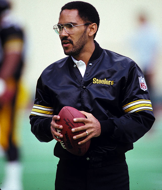 Before he became a Super Bowl-winning coach with the Indianapolis Colts, Tony Dungy worked his way up as an assistant coach with the Pittsburgh Steelers.