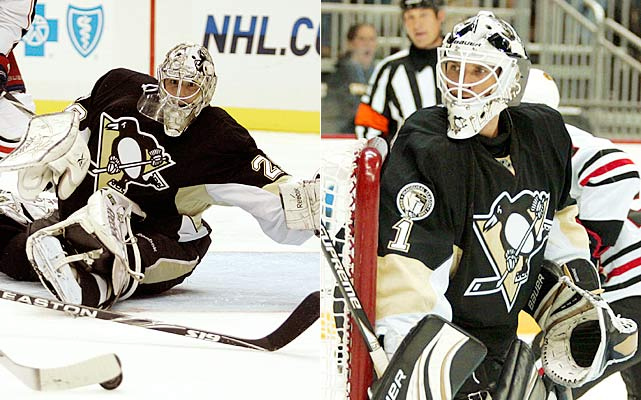 Johnson is the perfect backup in that he can play sporadically and find a way to win. He can even come in and carry a team for a stretch of games. But it is now on Fleury to become the perfect starter by sharpening his focus, reducing his number of weak goals and shortening his stretches of uneven play.   Click HERE  for Darren's take on the goaltending trend in the NHL.