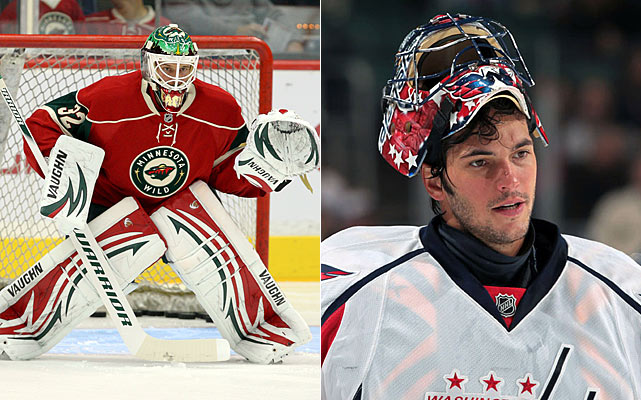 Backstrom is a proven puck-stopper who always knew that Josh Harding had his back. But Harding is out for the season after wrecking his knee, so the Wild have signed the veteran Theodore -- who has never been a backup, at least in his own mind. This season, more than any other, Backstrom must be a difference-maker.    Click HERE  for Darren's take on the goaltending trend in the NHL.