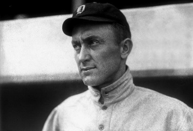 The Tigers' notoriously hotheaded outfielder snapped after days of heckling at Yankee Stadium and went into the stands to viciously pummel a man who turned out to have only one hand. When Cobb was suspended for a week, his teammates refused to play until he was reinstated. (The Tigers actually fielded a replacement team for one game, a 24-2 loss that inspired Cobb to convince his teammates to return.)