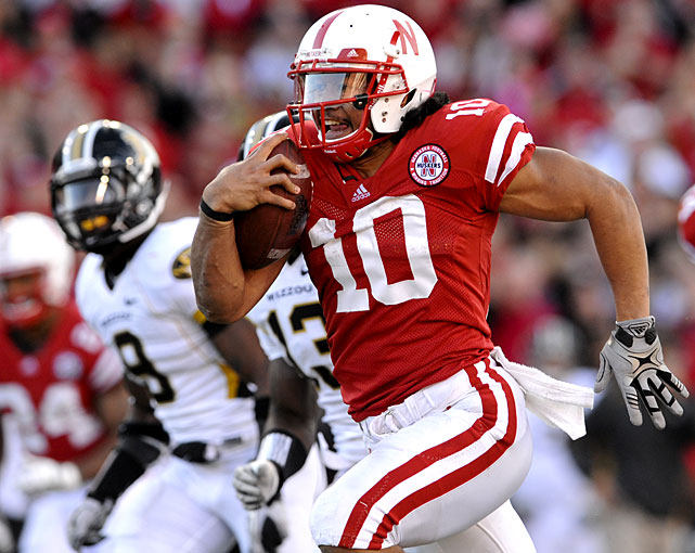 A week after notching a program-altering win over Oklahoma, Missouri came back to earth thanks to a rude awakening from Nebraska. Behind a school-record 307 rushing yards from Roy Helu Jr., Nebraska knocked Missouri from the ranks of the unbeatens and regained control of the Big 12 North.