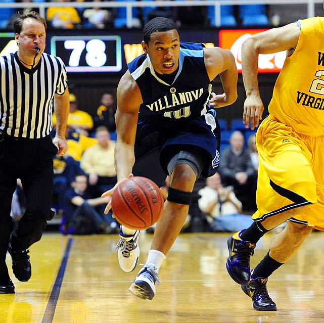 After playing second-fiddle to Scottie Reynolds last year, Fisher is ready to assume his role as the next in a lineage of standout guards at Villanova.  He can play the point or shooting guard, combining with senior Corey Stokes to form the conference's most experienced backcourt.  Fisher's also a proficient scorer, reaching double-figures in 17 of the Wildcats' final 20 games last season.
