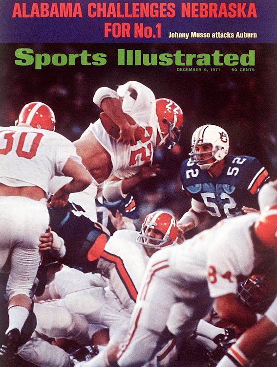 1971 presents the most analogous situation to the 2010 matchup.  Both teams entered the game undefeated (the only time in history the two played the Iron Bowl with perfect records), and were playing for a chance to face Nebraska in the national title game.  The most-hyped Iron Bowl to date turned out to be a dud however, as the Crimson Tide defeated the Tigers soundly.
