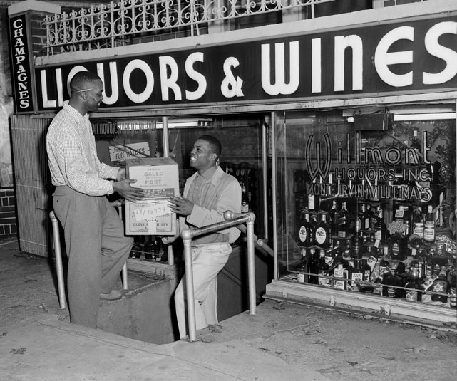 After the Series ended, Willie Mays and Monte Irvin opened Wilmont Liquors, located on Pennsylvania Avenue in Brooklyn.