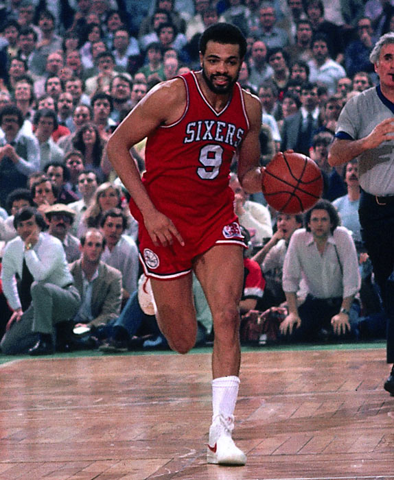 Reputed for his defensive tenacity, Lionel Hollins earned NBA All-Defensive team honors twice during his time with the Portland Trail Blazers.  The current Grizzlies' coach also played for the Sixers, Clippers, Pistons and Rockets during his 10-year career.