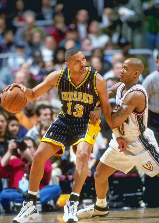 "Mark Jackson played for seven teams during his 17-year career as player, winning the 1988 Rookie of the Year award, earning an All-Star appearance in 1989 and competing in 131 playoff games. He also led the league in assists (11.4 per game) during the 1996-97 season and is one of only four players to record at least 10,000 total assists. Jackson was noted for his style of backing down opposing point guards, which prompted the league to install the ""five-second rule,"" prohibiting players from dribbling with their backs to the basket for more than five seconds below the foul line. After retiring in 2004, Jackson went on to become a TV analyst before the Warriors handed him his first head-coaching job on June 6."