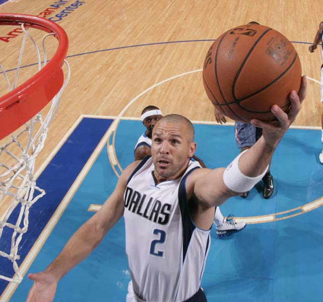 Since 1995, Jason Kidd has finished in the top five in assists each and every season and led the league five times. As his career has gone on, Kidd has also developed into a legitimate three-point shooter, something that was lacking from his game during his early years. And in 2011, he finally got a championship ring.