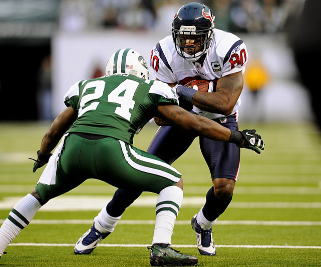 Four receptions for 32 yards in 30-27 loss to the Jets.