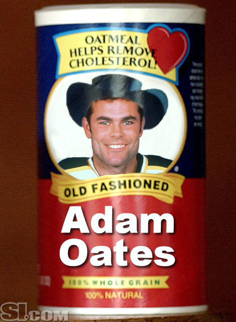 If anyone deserved to be on a box of oats, it was this consummate playmaker...