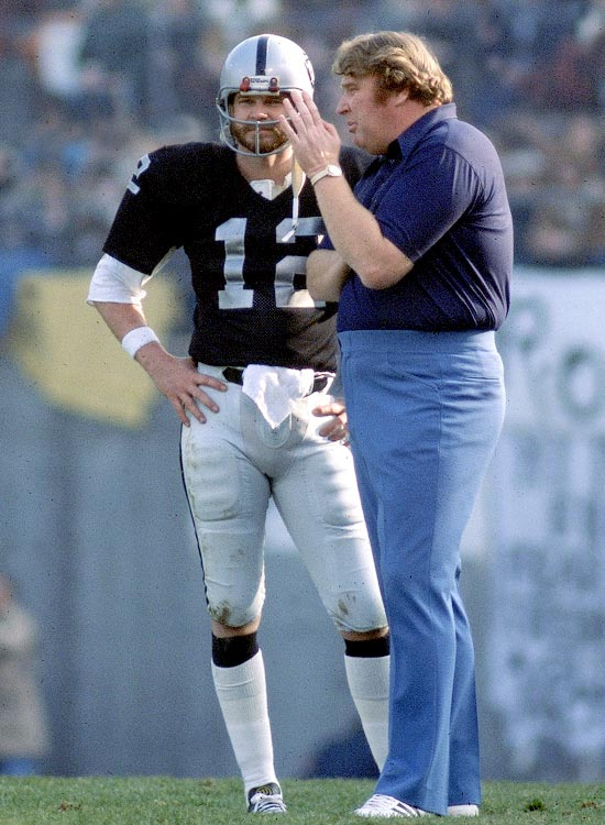 Ken Stabler joined the Raiders in 1968 after a standout college career at Alabama. He would go on to become one of the best quarterbacks in franchise history, earning four Pro Bowl selections (1973, 1974, 1976, 1977), one NFL MVP Award (1974) and one Super Bowl title (1976).