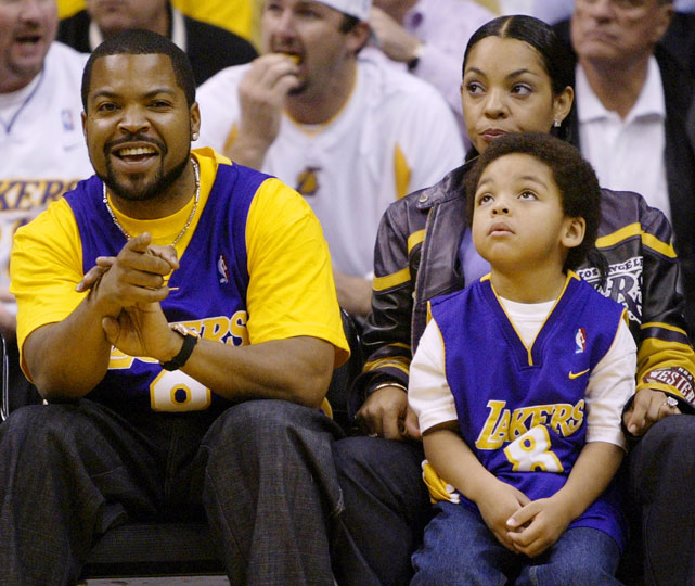 "The South Central L.A. native once told CNN: ""I was a Lakers fan in the womb. My mother screamed at a Lakers game for Elgin Baylor or Jerry West and I was a fan from there. I go to every game. It's an experience."""